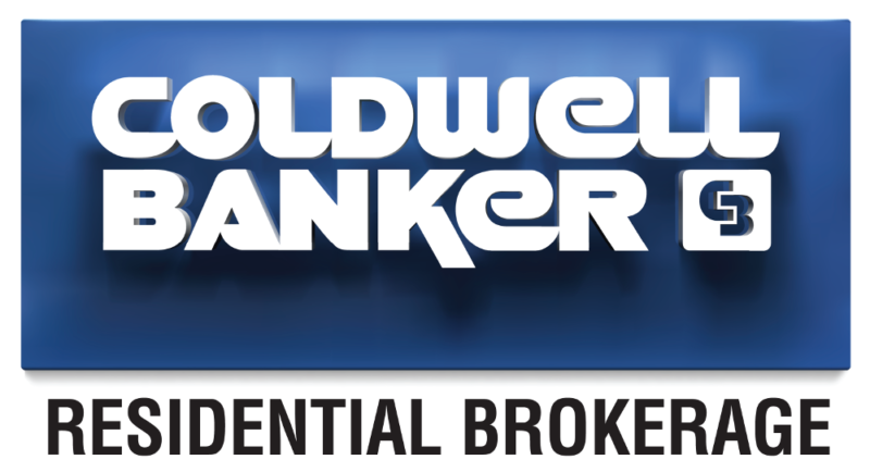 Official Coldwell Banker Real Estate logo