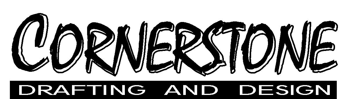 Cornerstone Drafting and Design logo